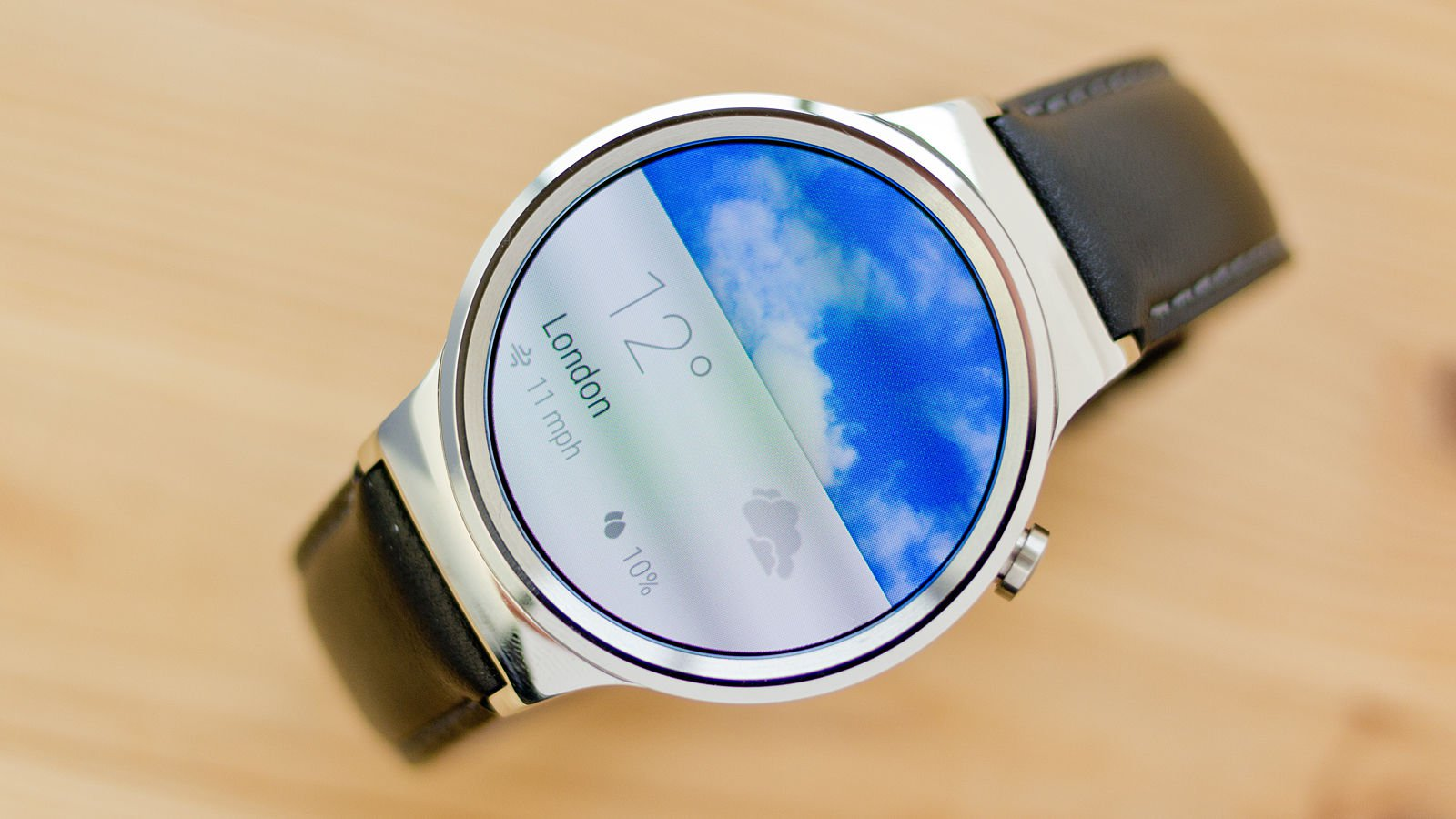 Huawei Watch se actualiza a Android Wear 2.0.