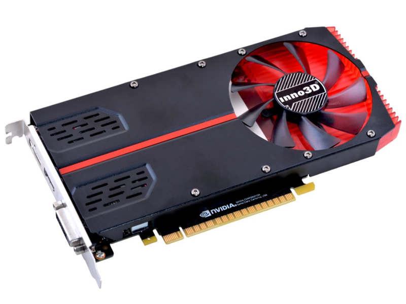 Inno3D lanza una GeForce GTX 1050 Ti de una sola ranura