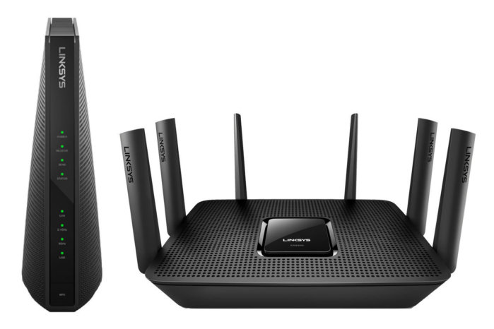 Linksys CG7500 y EA8300, dos routers de excelentes características
