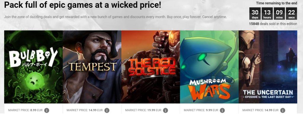 Los mejores juegos a precio de saldo en G2A