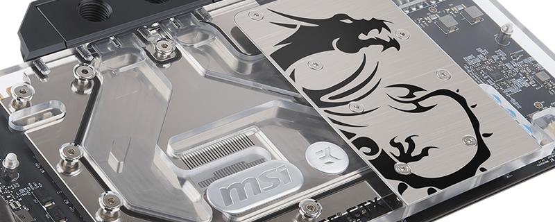 Photo of MSI anuncia la nueva tarjeta gráfica GTX 1080 Ti SEA HAWK EK X