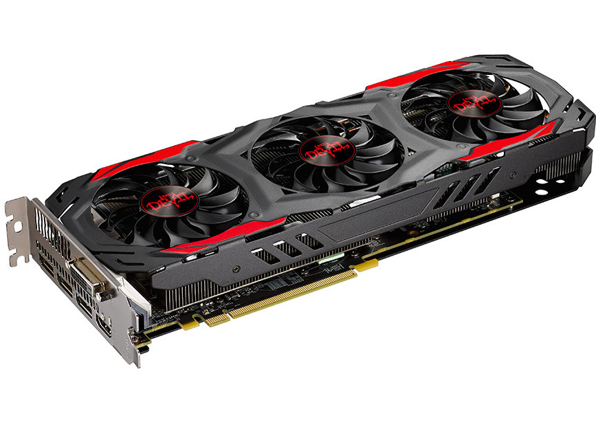 PowerColor Radeon RX 570 4GB Red Devil