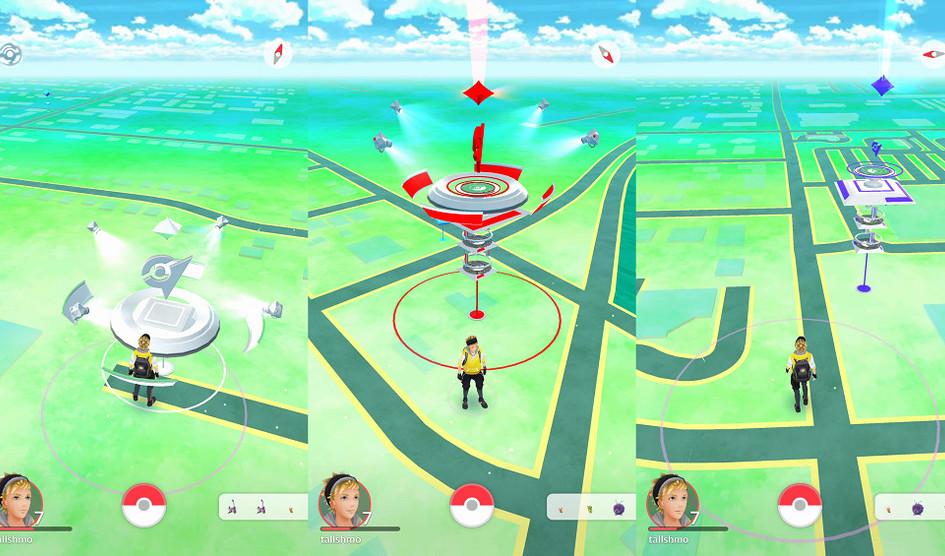 Pokemon Go recibirá los legendarios este verano