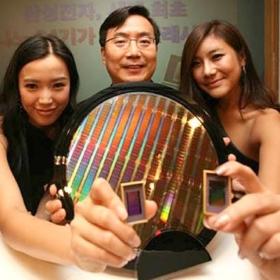 Samsung se convertirá en el primer fabricante de chips