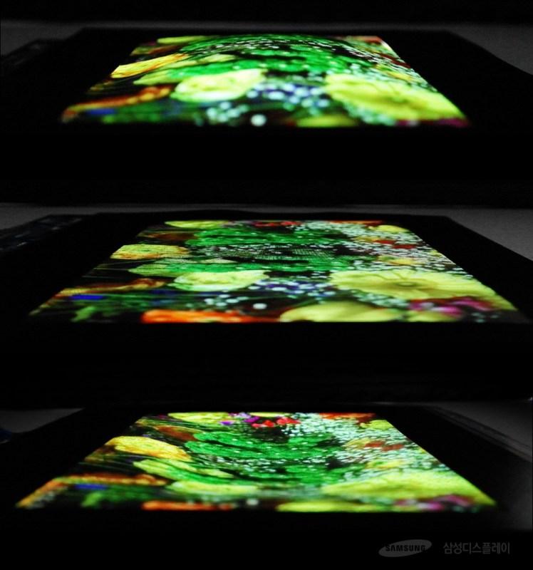 Samsung ya tiene paneles OLED a 120 Hz para VR