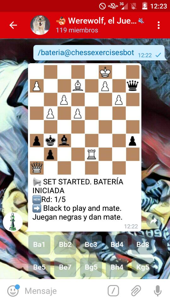 Partida ChessExercicesBot