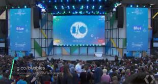 Google presenta Google Bubbles