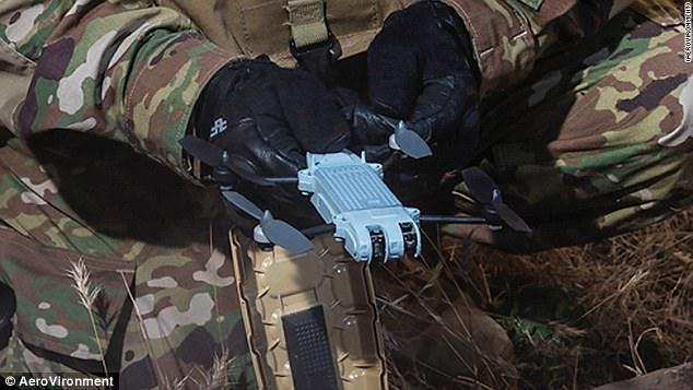 Photo of Snipe: El dron preparado para el uso militar