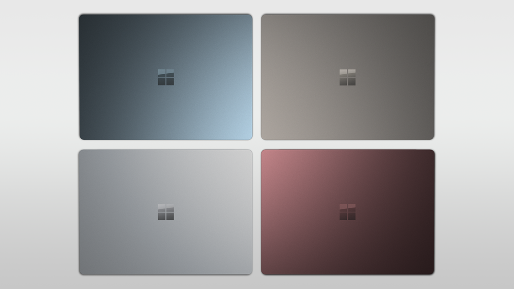 Surface Laptop, un nuevo portátil de Microsoft con Windows 10 S