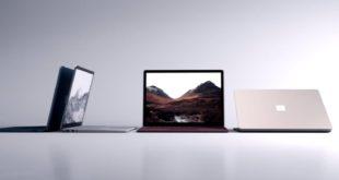 Surface Laptop, un nuevo portátil de Microsoft con Windows 10 S