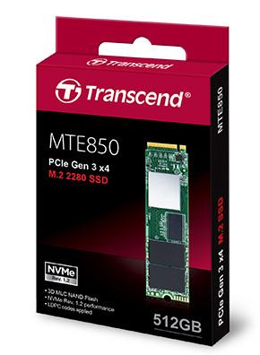 Transcend anuncia cuatro líneas de SSD con memoria 3D NAND