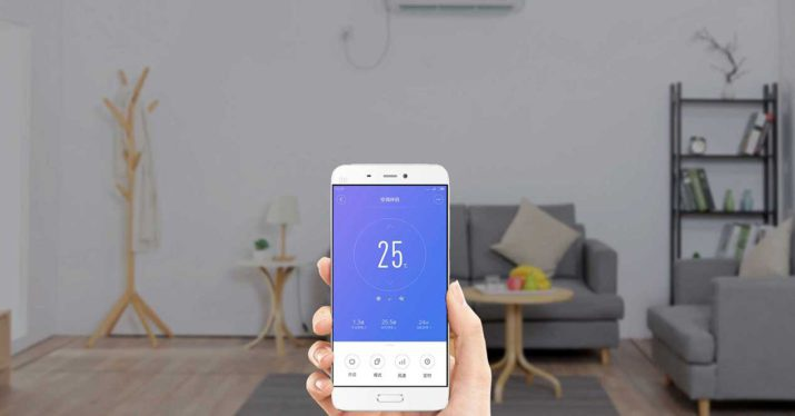Xiaomi Smart Home Air Conditioner Partner