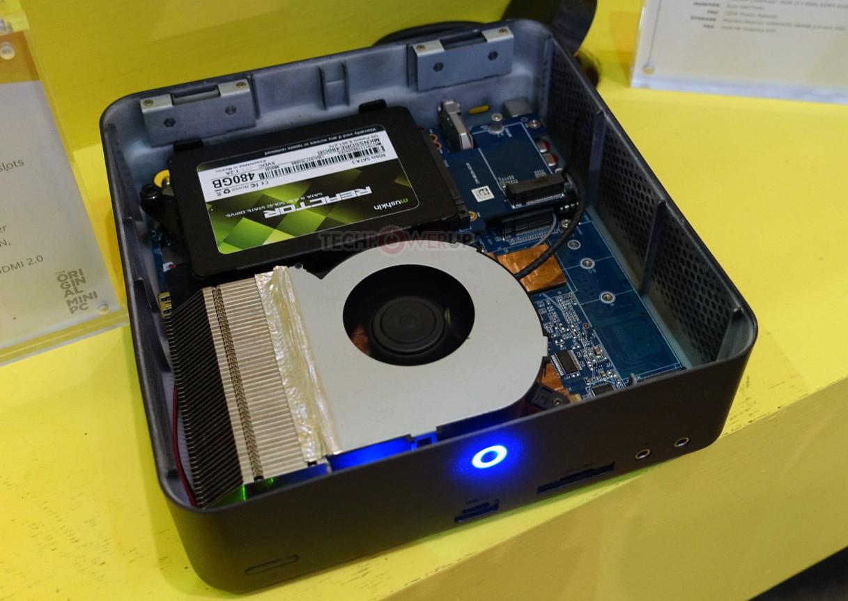 Zotac ZBOX MA551 características