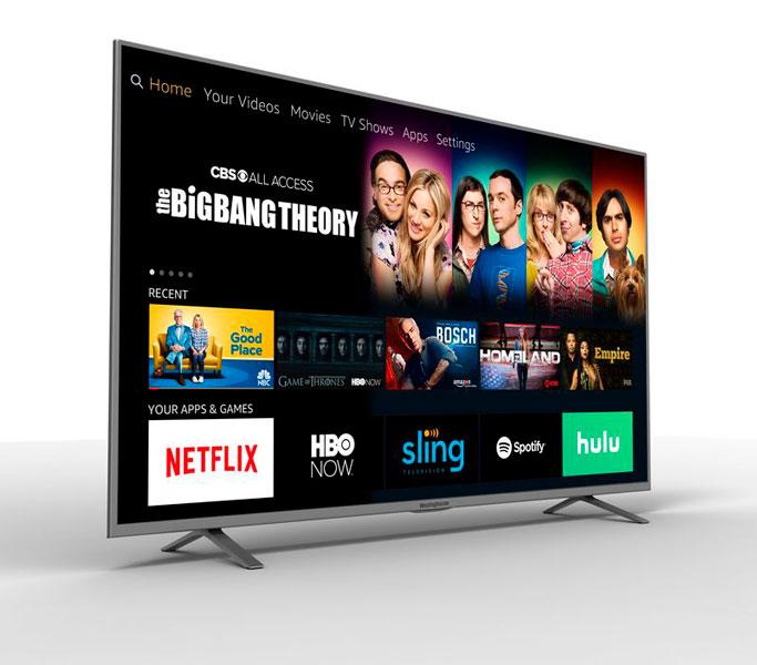 Photo of Amazon lleva su sistema Fire TV a televisores junto con Alexa