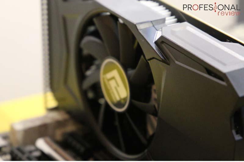 AMD Radeon RX 550 test