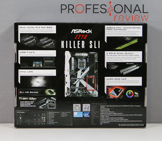 ASRock Z270 Killer SLI