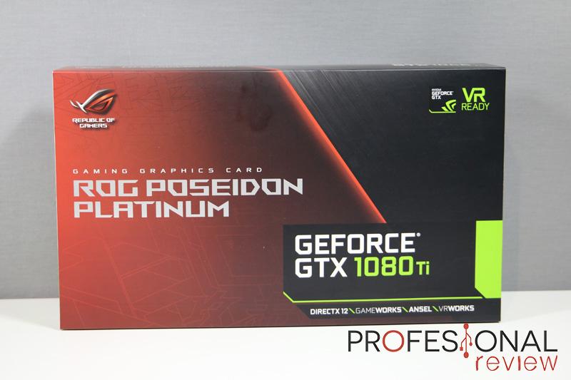 Asus GTX 1080 Ti Poseidon review