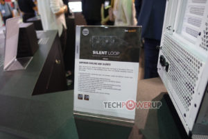 Sistema de refrigeración de be quiet! presentado en Computexz 2017