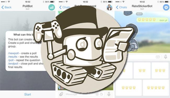 Bots de juegos para Telegram