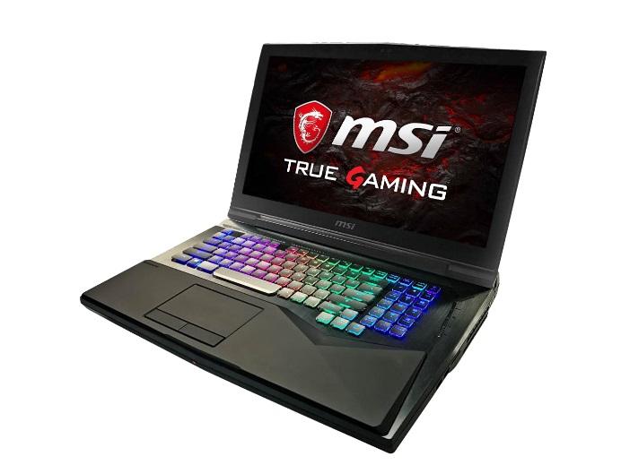 MSI anuncia tres portátiles con pantallas a 120 Hz