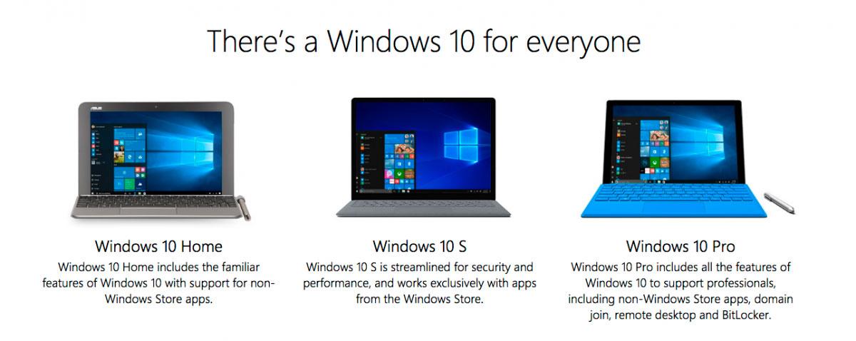 Microsoft Surface 2017