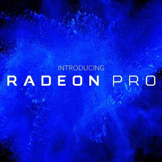 AMD Radeon Pro 500