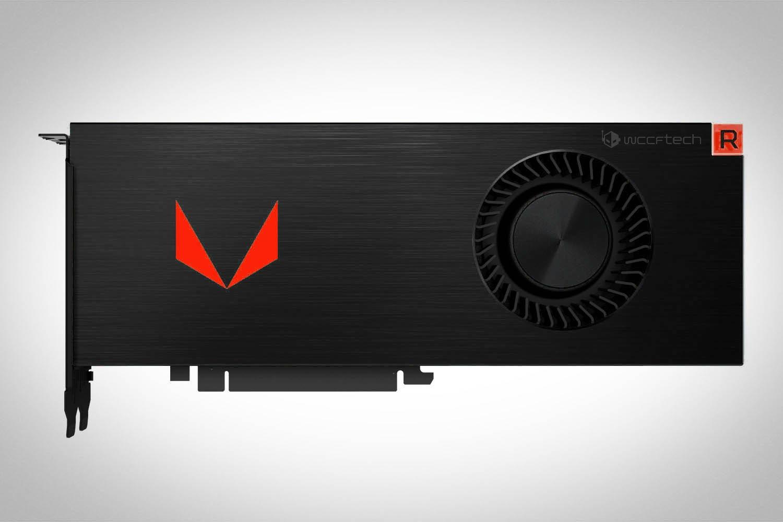 AMD Radeon RX Vega con refrigeración por aire