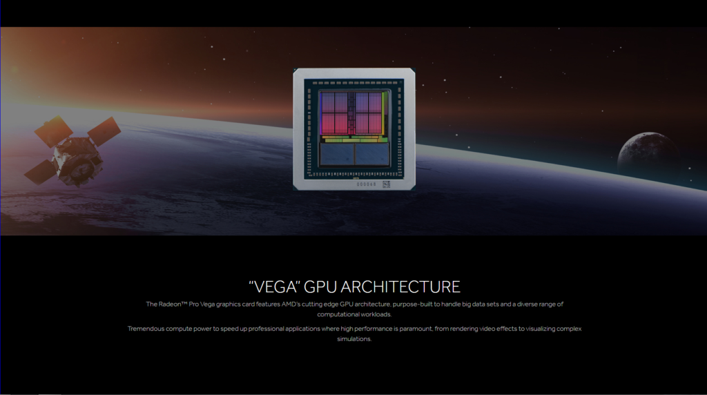 AMD Vega Pro