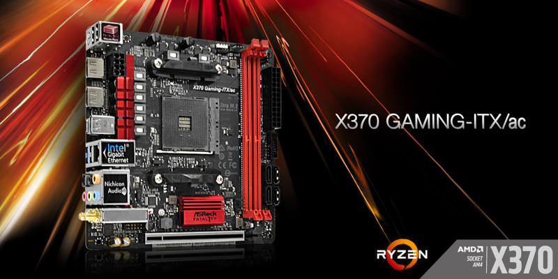 Photo of ASRock anuncia sus placas gaming Fatal1ty ITX para Ryzen
