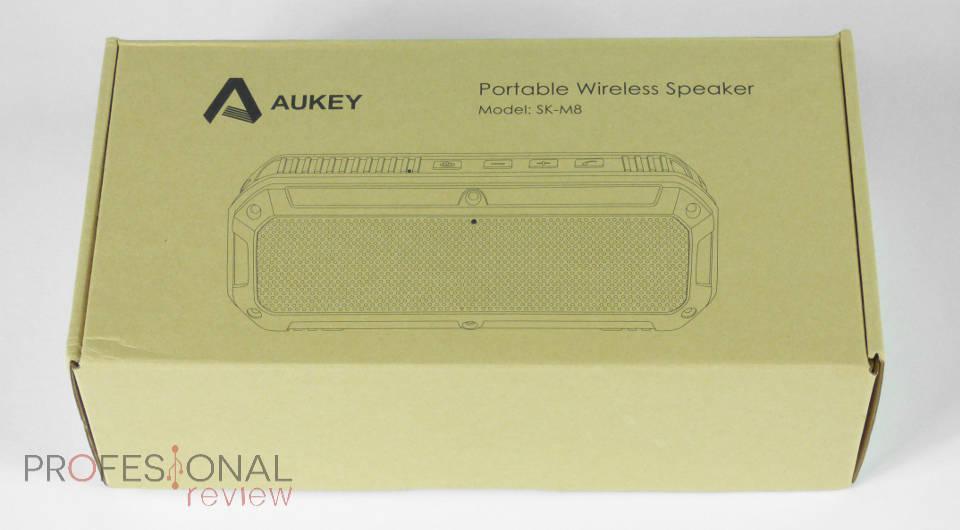 Aukey SK-M8 Review en español