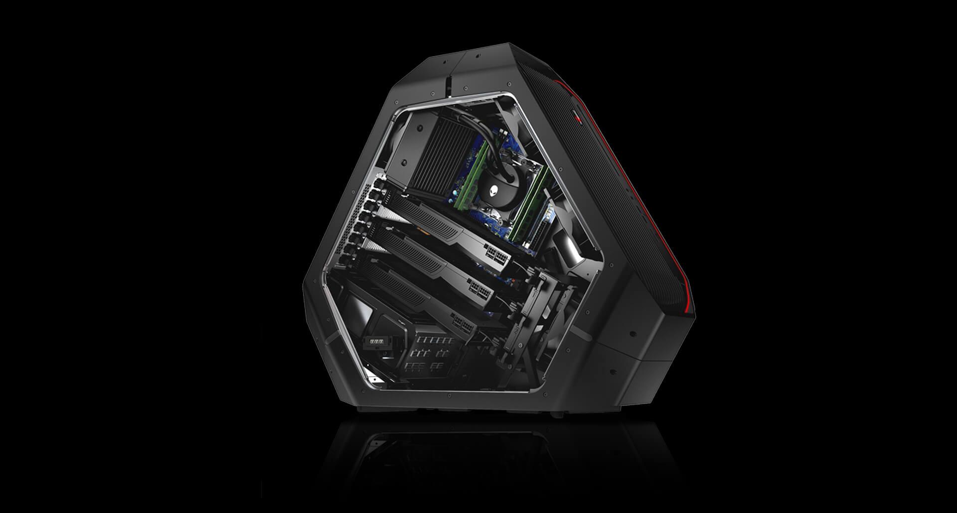 Photo of Alienware Area 51 presenta dos modelos con procesadores AMD e Intel