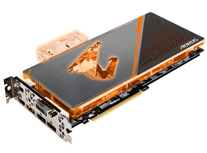 Photo of Gigabyte Aorus GeForce GTX 1080 Ti Waterforce WB Xtreme Edition es anunciada