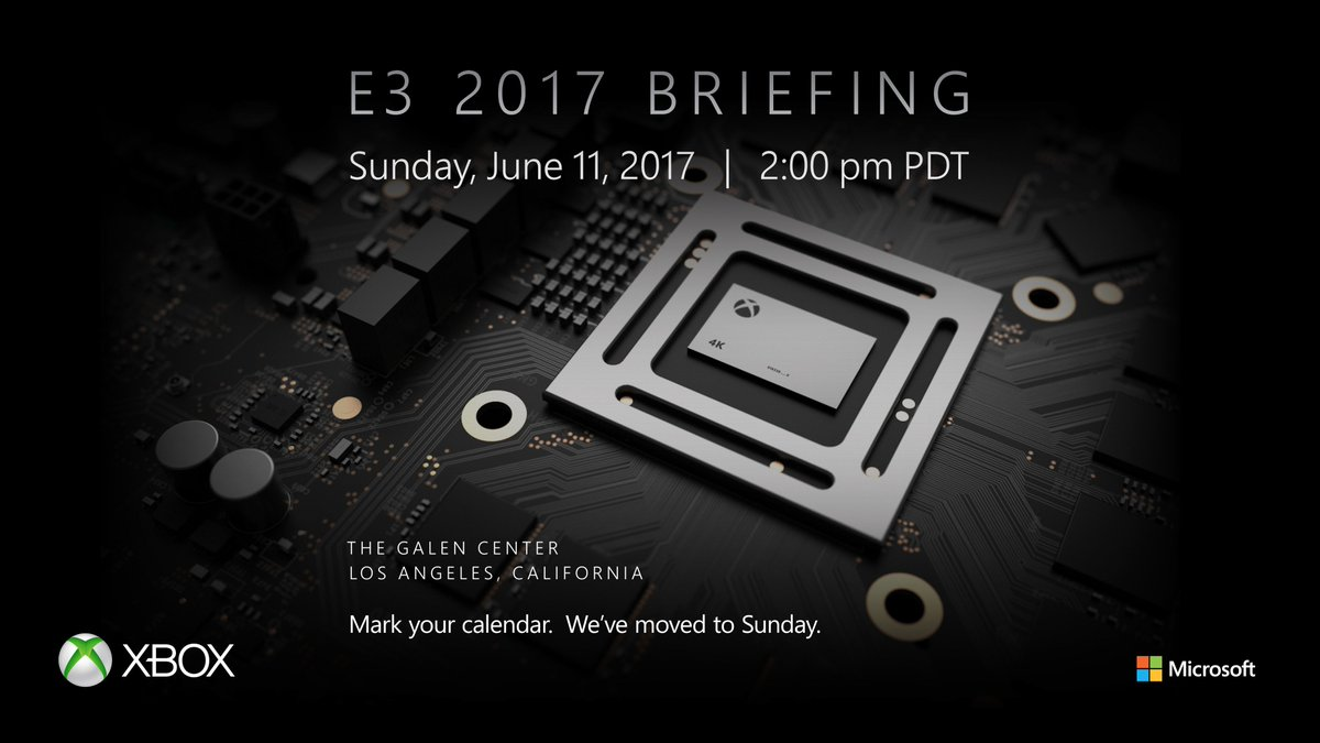 Photo of E3 2017 – La conferencia de Microsoft.