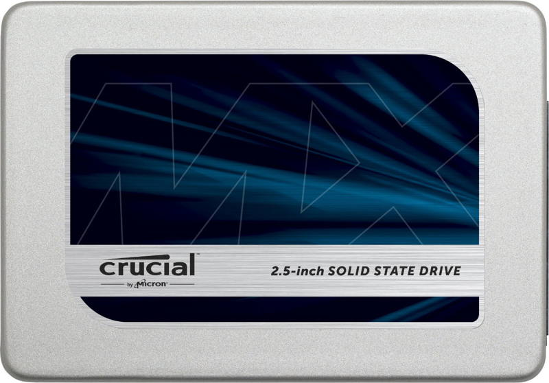 Crucial MX300 de 2 TB anunciado