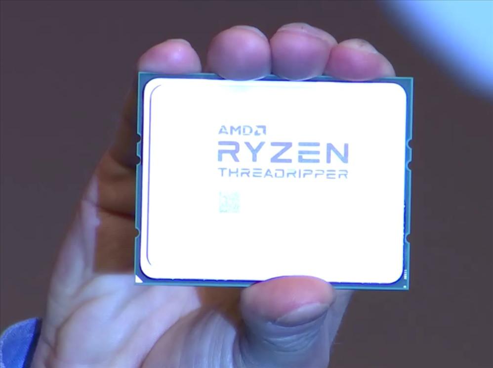 Detallados los nuevos procesadores AMD Ryzen Threadripper