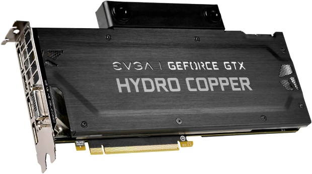 EVGA GeForce GTX 1080 Ti SC Hydro Copper Gaming