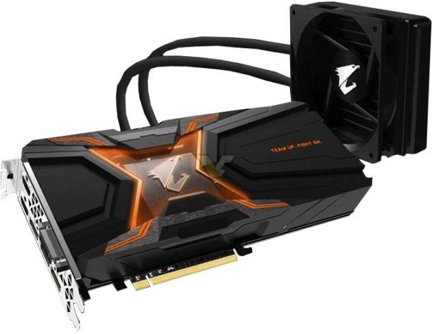 GTX 1080 Ti WaterForce Xtreme Edition
