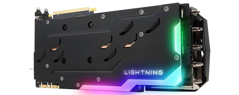 GeForce GTX 1080 Ti Lightning Z
