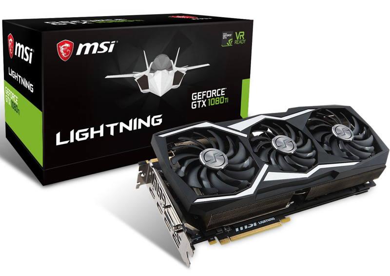 Photo of MSI anuncia la GeForce GTX 1080 Ti Lightning Z