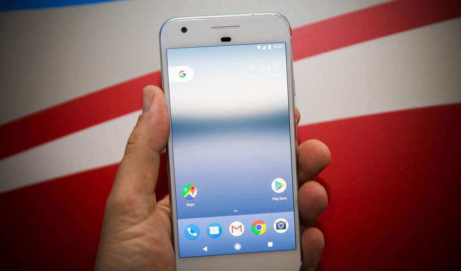 Google Pixel ya no sufre congelamiento
