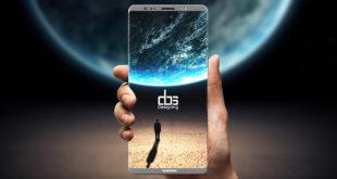 El Galaxy Note 8 será lanzado en septiembre az un precio de mil euros
