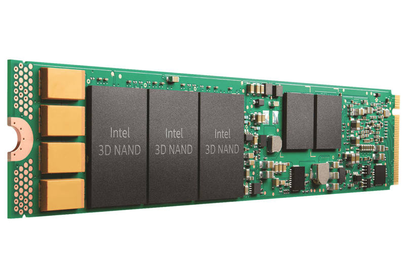 Intel DC P4501 basados en memoria 3D NAND