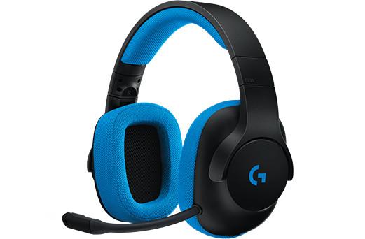 Logitech G233 Prodigy y Logitech G433 7.1 quieren dominar el sonido
