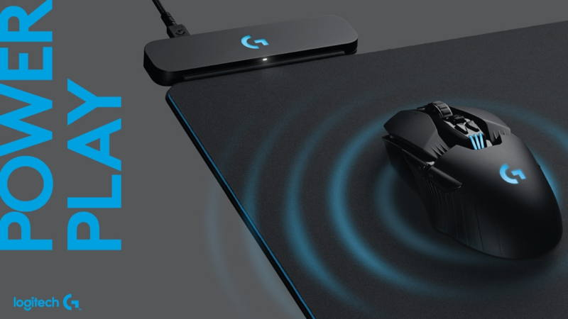 Logitech Powerplay revoluciona los ratones inalámbricos