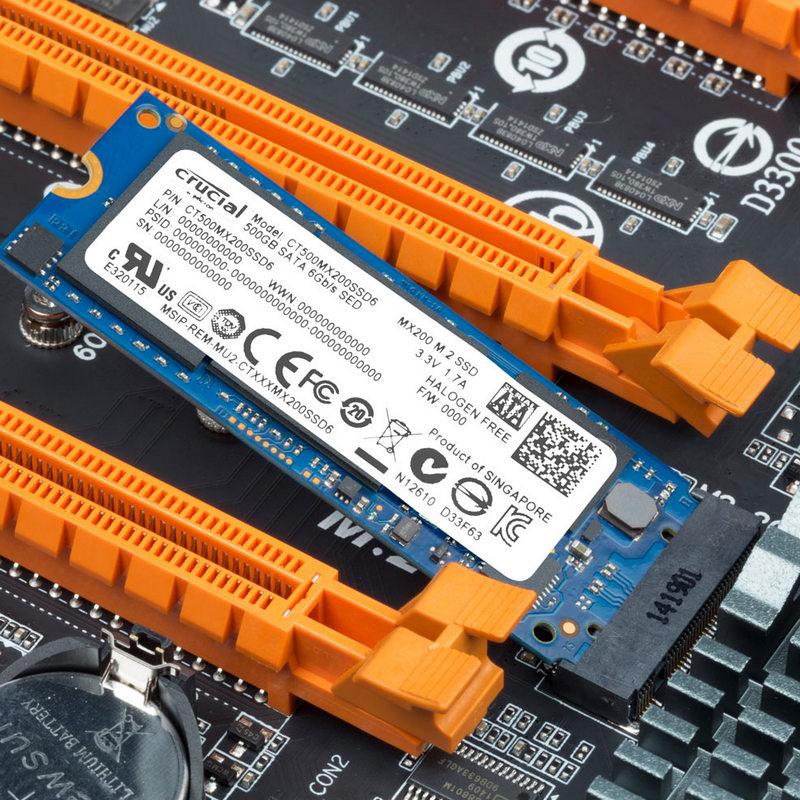 Me compro un disco SSD M.2 o uno PCI-Express
