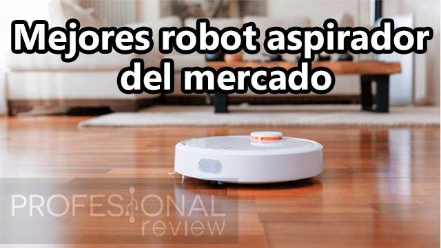 mejores robot aspirador