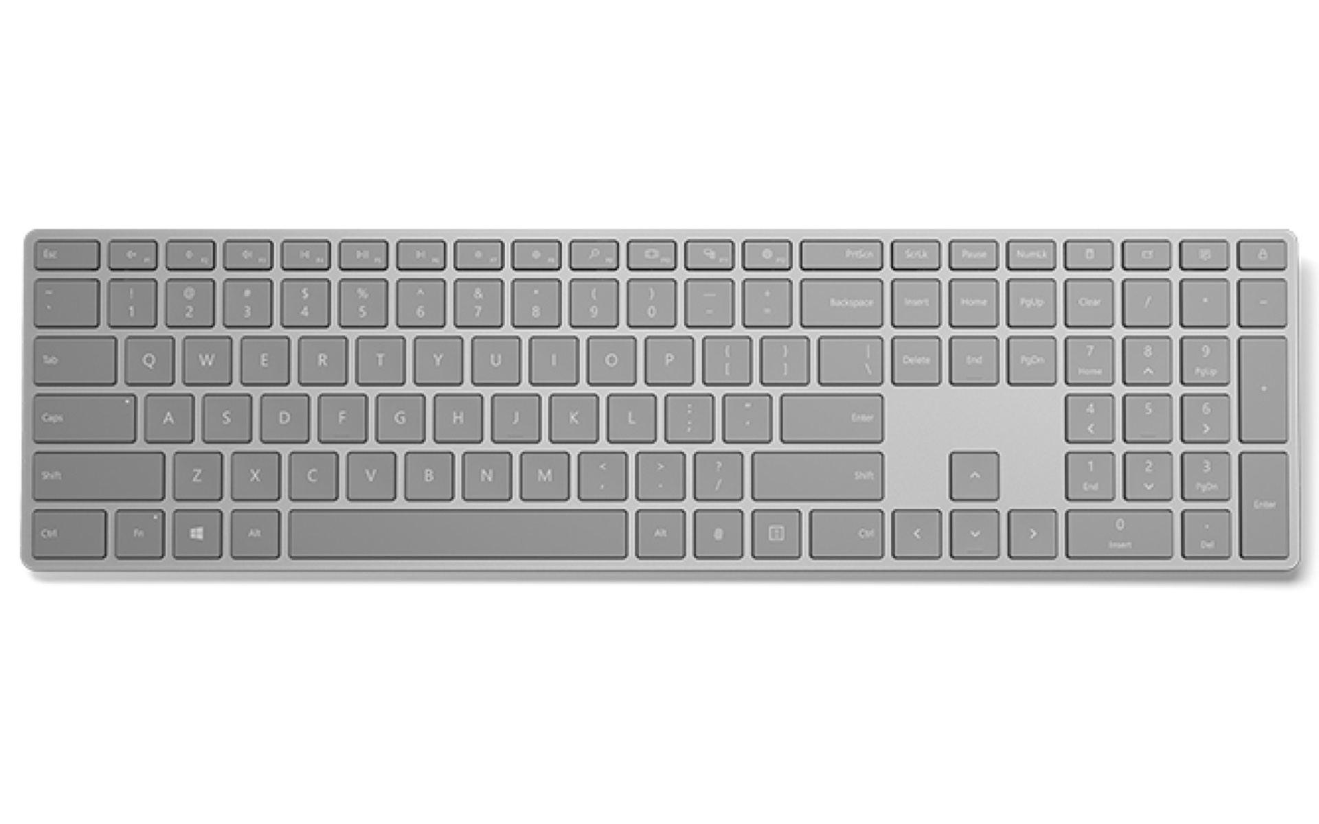 Photo of El mejor teclado de Microsoft incluirá un lector de huellas dactilares