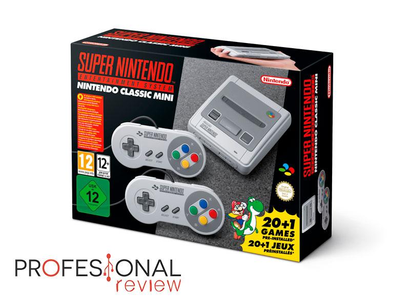 Photo of La Nintendo SNES mini ya funciona con ROMs personalizadas