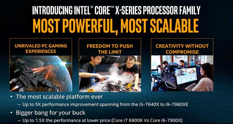 Photo of Novedades más importantes de la plataforma Intel Skylake-X (Intel X299)