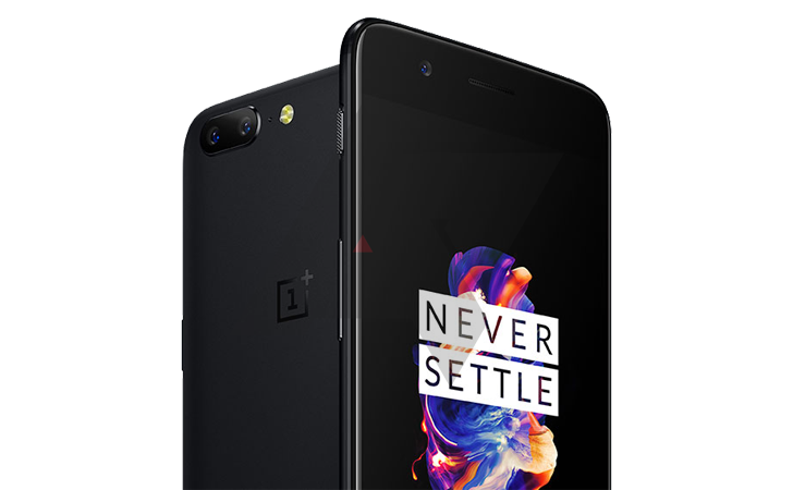 Photo of Primer render oficial del OnePlus 5